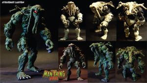 CUSTOM THE MAN-THING Finished by STANJOKER