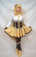 cosplay: mami tomoe by lulukohime