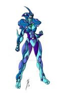 Warriorguyver.com - Arsenal Guyver by GuyverC