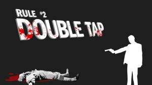 Rule number 2 - Double Tap by jhroberts