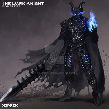 Monster : Dark Knight ver. 1.2 by reaper78