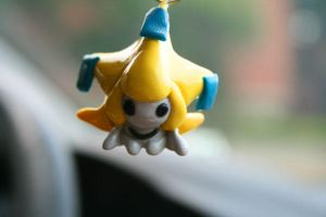 Pokemon Generation III Jirachi by CHR0NIE