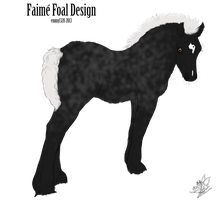 Foal Design #404 by BV-Academy
