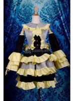 Vocaloid-thanksgiving-day-rin-kagamine-dress-c by Mcosplay