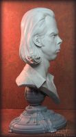 Nick Cave Bust 003 by TrevorGrove