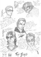 UST Club Boys by Sinister-Scribe