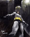 Batman by Obsidianwatcher