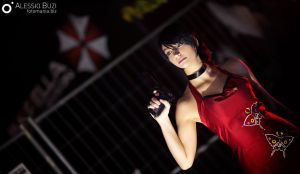 Ada Wong - Resident Evil 4 by CristalCosplay