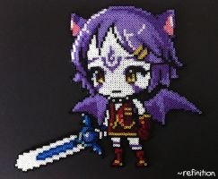 Maplestory: Mastema (beads) by Refinition