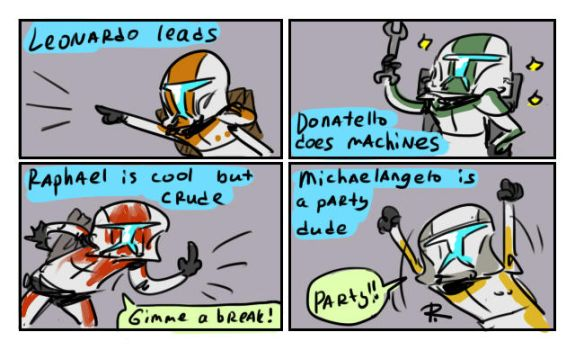 Republic Commando, 13 by Ayej