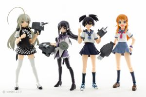 [figma and 7144] Kancolle arms (for figma) (5) by wata1219