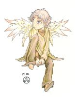 Angel Kid version 3 by Klyde-Chroma