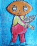stewie griffin by Artsouls143