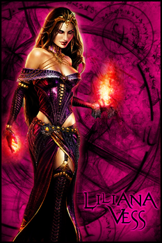 Liliana Wallpaper by minkflavoredcheese