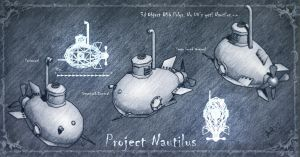 Nautilus!!! (WIP2) by Arx-Design