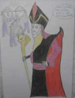 Frollo is Not Amused by RockOn1992