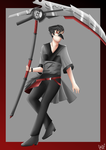 Qrow tribe by GothicBolas