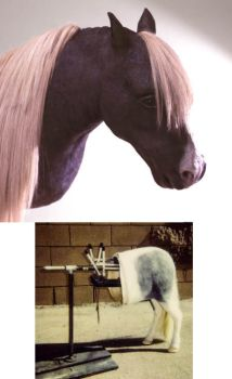 Horse Puppets by TimBakerFX
