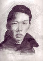 Figure Portrait - Chinese Guy by mhofever