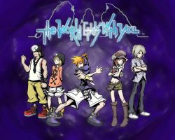 the world ends with you by ohitsjoe5