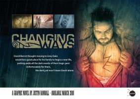 PRESS AD for Changing Ways by JustinRandall