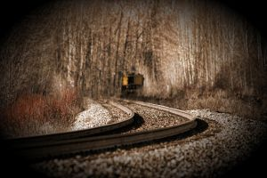 Repairing the tracks by Joe-Lynn-Design