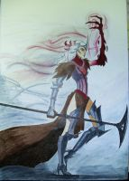 Dragon Age II by Becky0109
