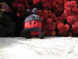 A Berry In the Flowers by lafhaha