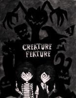 Creature Feature Halloween by LookAliveZombie