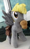 Derpy Hooves - with magnetic muffin and bags! by JanellesPlushies