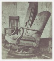 Rocking Chair by nowhere-usa