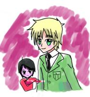 APH: England and Hong Kong by anvilgurl
