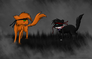 .:To The Death:. by YellowfangOfStarclan