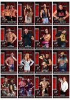 WWE Attitude Era Promo Cards Part 1 by Chirantha