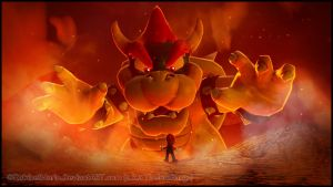 GM - The Wrath of Bowser by RatchetMario