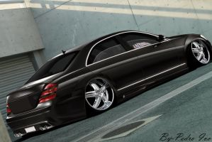 Mercedes-Benz CK63 DUB Style by PedroIvoAlonso
