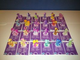 MLP: G4 Blind Bags Wave 3 by FloppyChiptunes