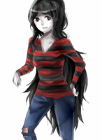 Marceline by Lirinu