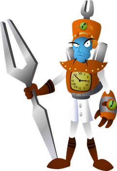 Dr. N. Tropy by Doctor-G