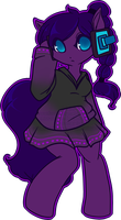 [c] Blublazer 2 chibi by tea-caked