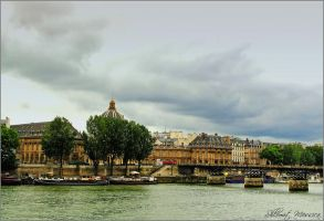 La Seine by ShlomitMessica