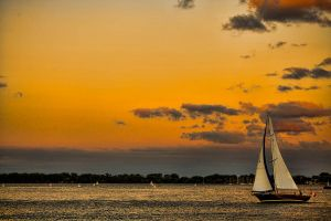 Sail Away by yaelperez