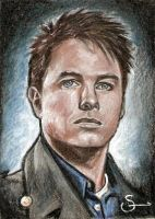 Captain Jack Harkness Card 17 by scotty309