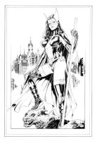 Huntress by Michael Bair by MichaelBair