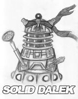 Solid Dalek by Adder24