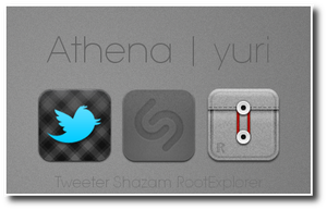 icon Athena by yuyudroid