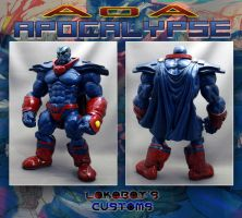 Custom Age of Apocalypse by Lokoboys