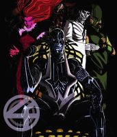 I is for INHUMANS by MatthewRoyale