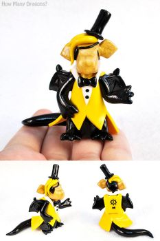 Gravity Falls: Bill Cipher by HowManyDragons