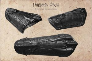 Drow bracers art b03 by Darvyar